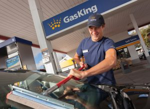 Gas King Attendant