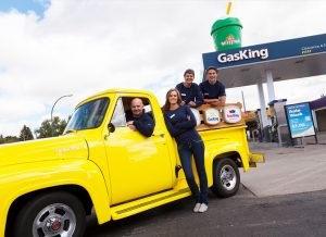 Gas King Team
