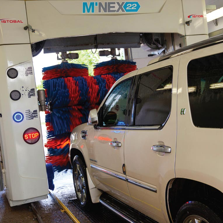 Gas King Automatic Car Wash