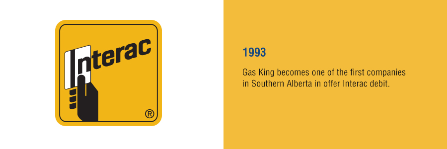 Gas King - History Timeline - 1993
