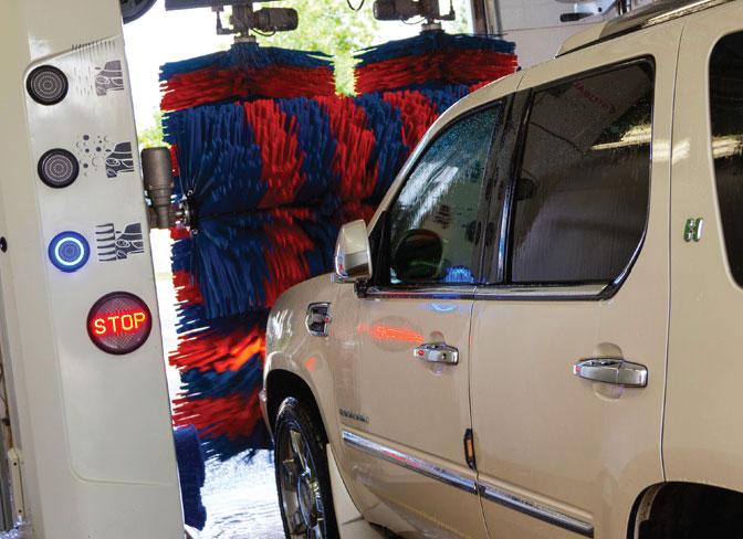 Gas King Automatic Car Wash Brush