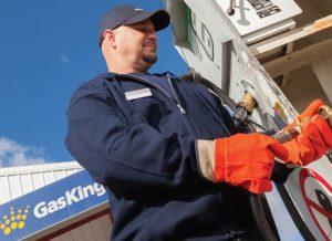Customer Service Attendant - Gas King