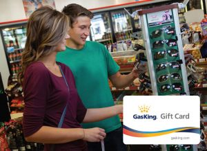 Gas King Gift Card For Goods