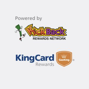 King Card Rewards - Powered by KickBack Rewards Network