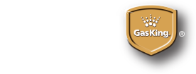 KingCard Rewards Logo White