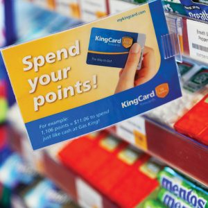 King Card Spend Your Points