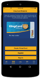 Gas King Android App