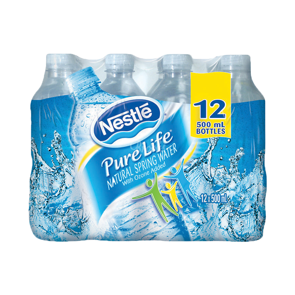 Nestle Pure Life 12pk | Gas King Oil Co  Ltd