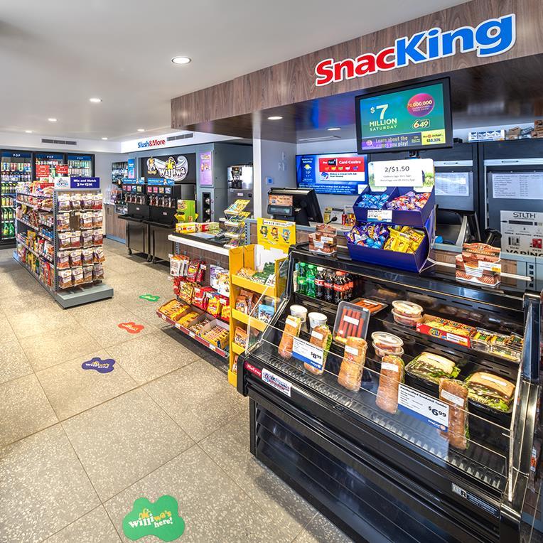 Kingsway SnacKing