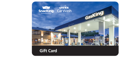 Gas King Gift Card